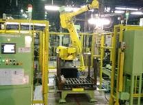 ロボット設置工事_機器設置・移設_1